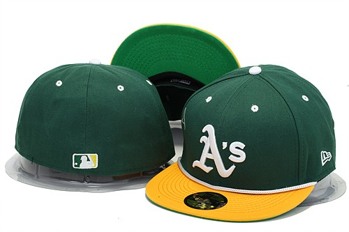 MLB Oakland Athletics Stitched Snapback Hats 002